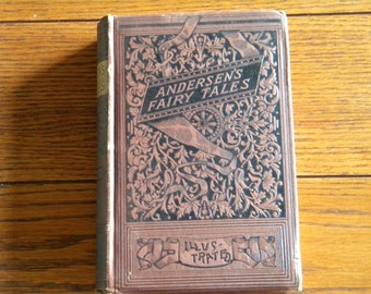 Andersen's Fairy Tales, Illustrated,  Embossed Cover, Beautiful Classic