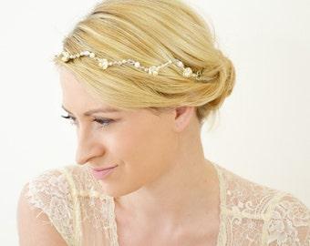 Bohèmian headpiece/hair vine