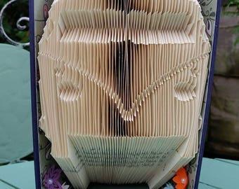 Campervan Book Folding Pattern, 204f with Free Beginner Tutorial