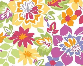 Extravaganza Large Floral C4640 from Riley Blake by the yard