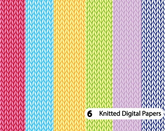 Knit digital paper, Knitting Pattern, Crochet digital paper, Knitted Textures, Sweater Texture, Wool Paper, Knit Backgrounds, Crafting, P2