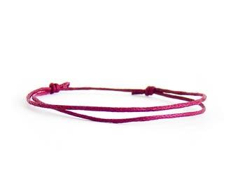 Vegan Bracelet, Vegan Jewelry, Vegan Gift - Jewellery Mens Vegan Wrap Bracelet