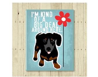 Dachshund Mirror, Dachshund Gifts, Dog Lover, Pocket Mirror, Dog Mirror, Dog Lover Gift, Doxie, Dachshund Art, Compact Mirror, Pet Lover
