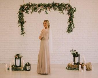 Veil English Net Fingertip Length Bridal Wedding Veil