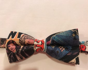 Doctor Who bow tie