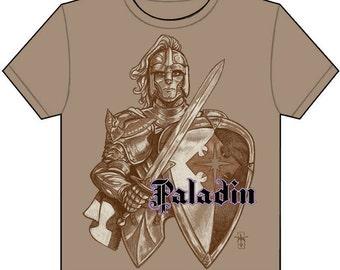 Classic Classes Paladin T-Shirt