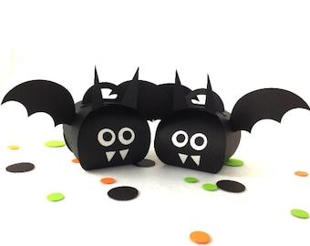 Bat Party Box/Halloween Party Box/Halloween Goody Bag/Halloween Party Bag/Bat Party Bag/Bat Treat Box/Bat Goody Bag/Bat Treat Bag