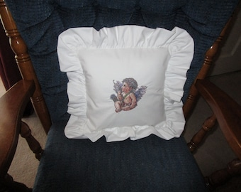 Cupid pillow
