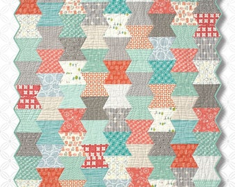 Dovetail Quilt Pattern by Atkinson Designs