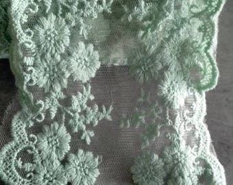 Pretty lace Mint