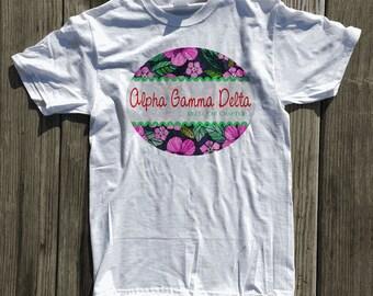 Alpha Gam Clothing Etsy