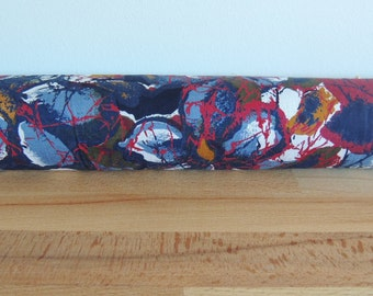 Door draft Stopper. Door or window snake. Draught excluder. House and home accessory.eco friendly energy saver. floral print draft stopper.