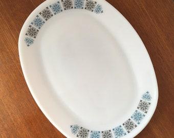 JAJ PYREX steak plate