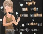 Mini Canvas: Memory...