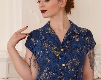 50s blouse by original cut