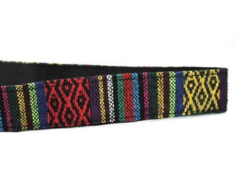 African Print Vintage Neck Strap Belt For Nikon Canon Sony Panasonic SLR DSLR Camera
