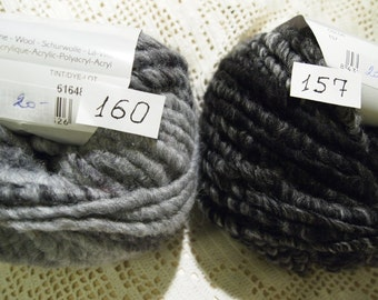 Katia Tikal super chunky yarn made in Spain - SALE only 5.99 USD instead of 9.50 USD