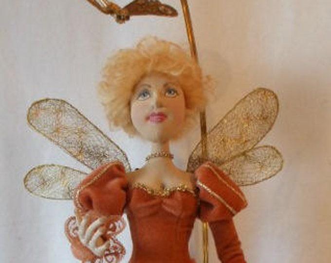 LL502E - Dragonfly Fairy PDF