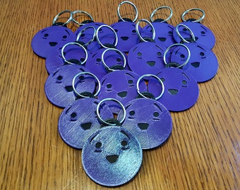 Member Berries Key Chain - South Park - Fan Art - Cartman - Stan - Kenny - Kyle - South Park Key Chains - 4th of July Gift