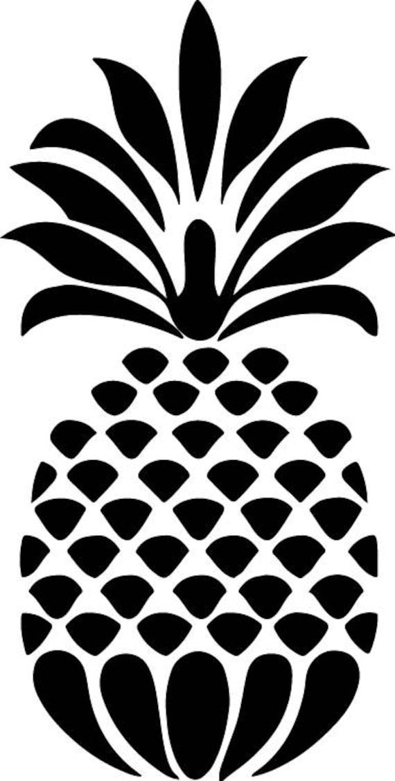 Pineapple SVG - Pineap...
