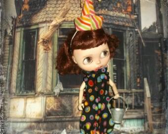Blythe ~ Vintage Inspired Halloween Clown Costume   ~   by KarynRuby