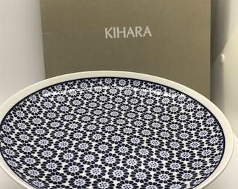Kihara Plate - Arita Porcelain