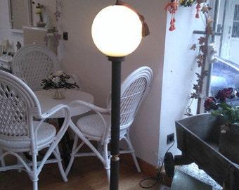 Lamp status lamp large precious antique rustic loft design
