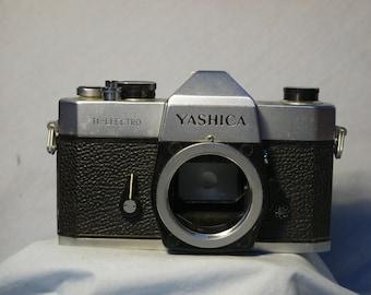 Yashica TL Electro M42 SLR Camera -Nice-