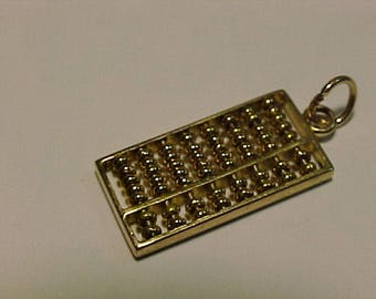 10k --3D-- Abacus --Very detailed-polished-shipp  to USA or Canada only