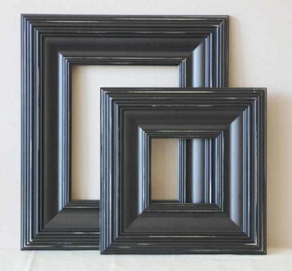 24x30 Picture Frame / Whistler Style / White, Black, Gray, Brown ...