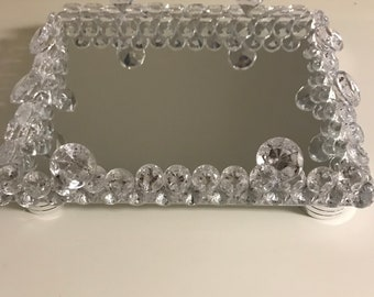 Custom made Vanity Tray