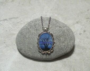 Blue Sky Necklace Pendant Jewelry