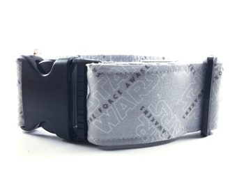 Star Wars Fabric Dog Collar - Buckle or Martingale