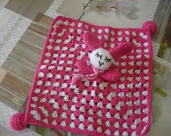 cuddly Bunny crochet