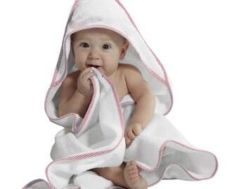 Monogrammed Hooded Baby Towel / monogrammed Hooded Towel / Hooded Towel / Baby Gift