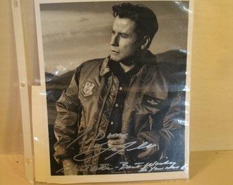 John Travolta Hand Signed Photo 8 x 10 Original Autographed Movie Star Actor John Travolta