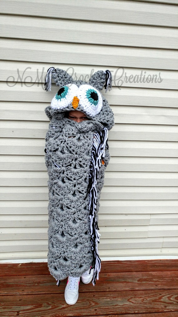 Famous Owl Scarf Crochet Pattern Ideas Sewing Ideas