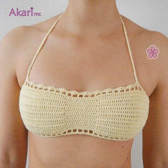 1 Pattern Free 4 Crochet Bikini Tops Pdf Crochet Patters
