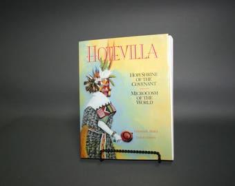 Hotevilla - Hopi Shrine of the Covenant - Microcosm of the World