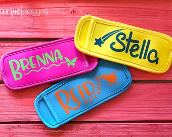 Customized Popsicle Holders