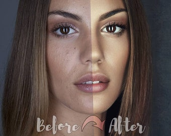 Advanced Photo Retouching service / Custom Photo editing / Photoshop editing / Face retouch / Body Retouch / Kids and Adults Photos Retouch