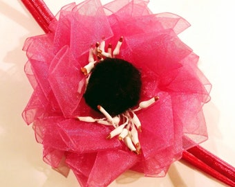 Classic style Baby Hairbands, Hair clips, and Stretch hairbands ready to ship!