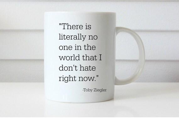 WEST WING MUG  Sam Seaborn  bartlet mcgarry lyman coffee mug west wing show mug coffee mug gift mug johsh lyman lemon lyman aaron sorkin