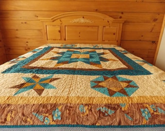 Sampler Twin/Double/Wallhanging Quilt -FREE SHIPPING!!!