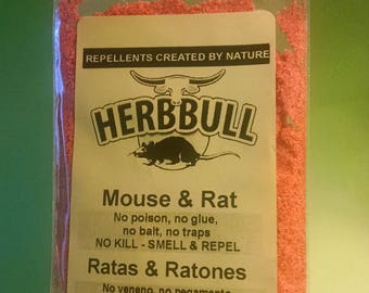 Mouse & Rat Herbal Blend - 3 month supply