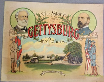 The Story of Gettysburg in Pictures, 1920s