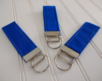 Mini Key Fob - Blue