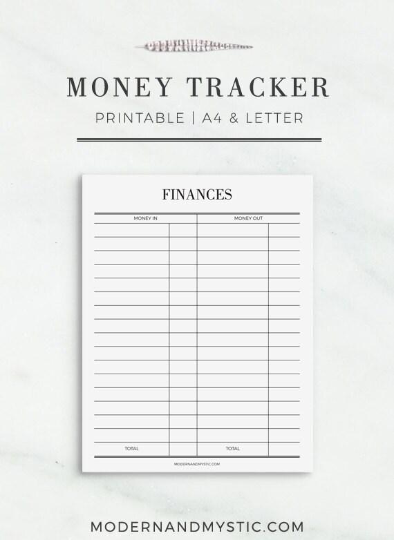 money traker