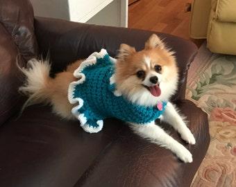 Lola's Custom Dog Sweater