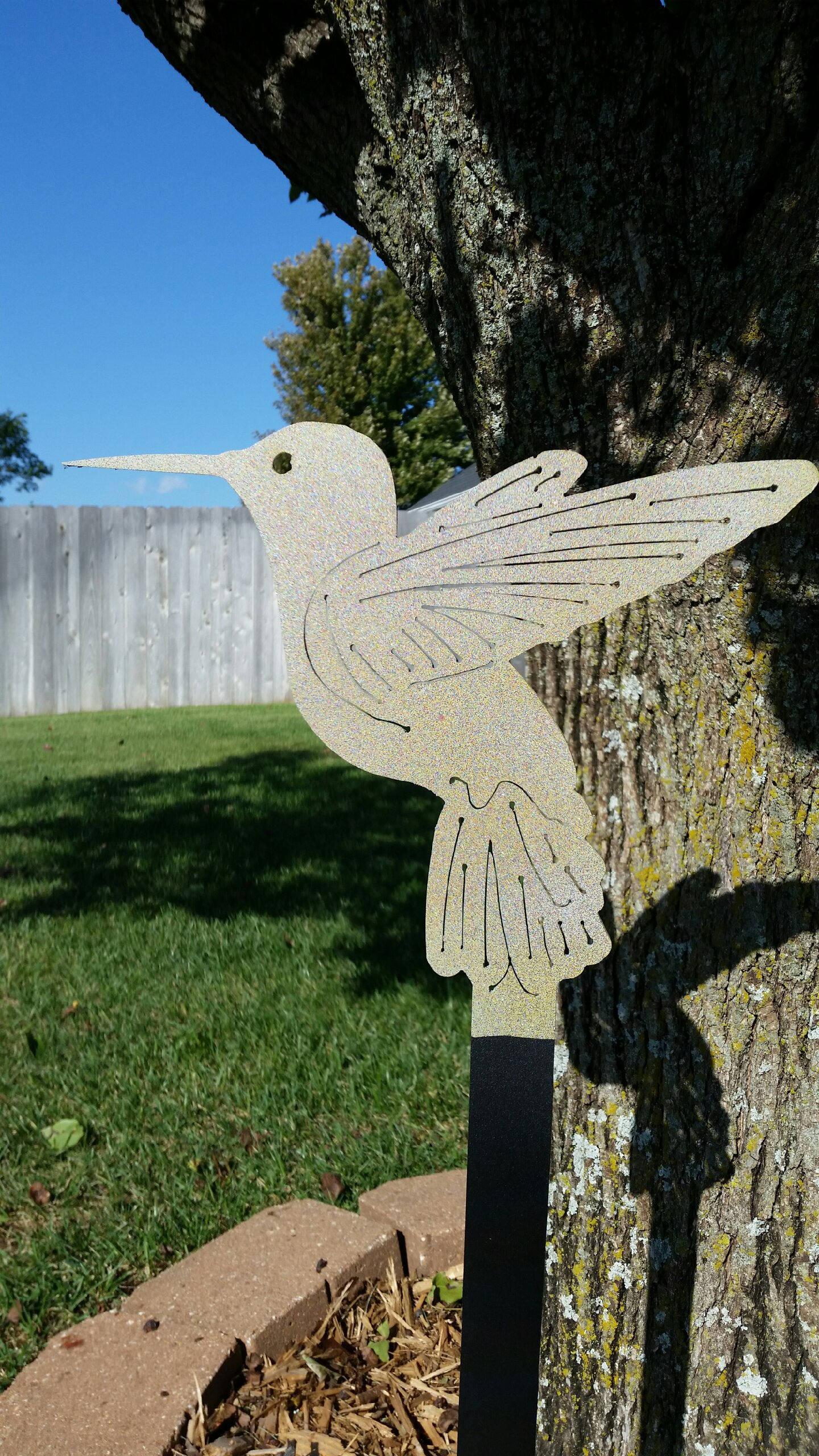Hummingbird Yard Decoration 36 Bird Animals